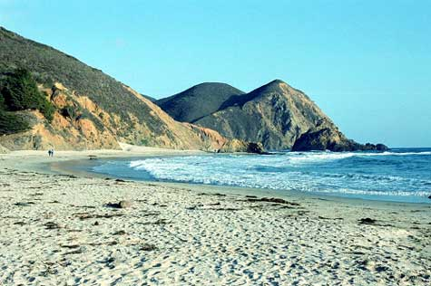 Pfeiffer Beach photo by Stan Russell